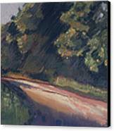 Summer Roads Canvas Print by Grace Keown