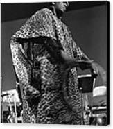 Sun Ra 1968 Canvas Print by Lee  Santa