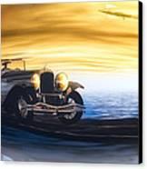 Sunday Drive Canvas Print by Bob Orsillo