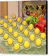 Sunny Side Up Canvas Print by Chuck Staley