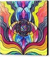 Surrender Canvas Print by Teal Eye  Print Store
