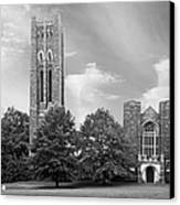 Swarthmore College Clothier Hall Canvas Print by University Icons