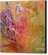 Symphony I Canvas Print by Elizabeth Carr