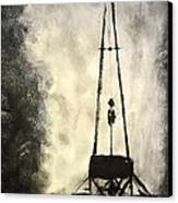 T. D. Canvas Print by Shawn Marlow