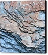 Tahoe Rock Formation Canvas Print by Carol Groenen