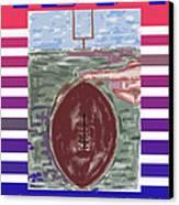 Team America Canvas Print by Patrick J Murphy