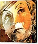 Tears In My Eyes Canvas Print by Stefan Kuhn