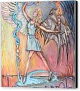 Temperance Canvas Print by Carl Geenen
