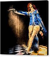 Temptation  Canvas Print by Bob Orsillo