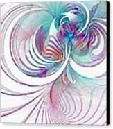 Tendrils 02 Canvas Print by Amanda Moore
