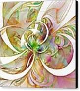 Tendrils 06 Canvas Print by Amanda Moore