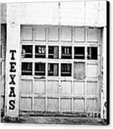 Texas Junk Co. Canvas Print by Scott Pellegrin