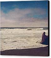 That Dirty Game Recaptures Me Canvas Print by Laurie Search