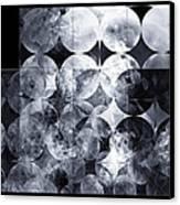 The 13th Dimension Canvas Print by Menega Sabidussi