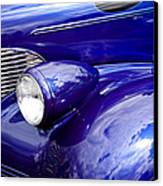 The 1939 Chevy Coupe Canvas Print by David Patterson