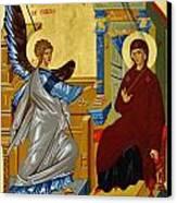 The Annunciation Canvas Print by Joseph Malham