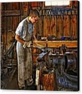 The Apprentice Hdr Canvas Print by Steve Harrington