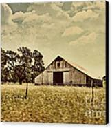 The Barn 2 Canvas Print by Cheryl Young