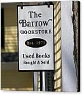 The Barrow Canvas Print by Allan Morrison