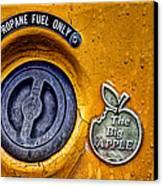 The Big Apple Canvas Print by John Farnan