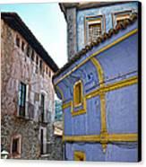 The Blue House Canvas Print by RicardMN Photography