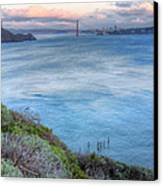 The Bridge Canvas Print by JC Findley