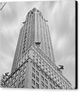 The Chrysler Building Canvas Print by Mike McGlothlen
