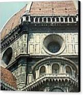The Duomo Firenze Canvas Print by Melinda Saminski