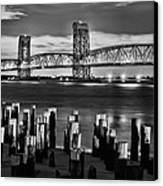 The Gil Hodges Bridge Canvas Print by JC Findley