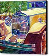 The Great Gatsby Canvas Print by David Lloyd Glover