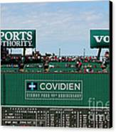 The Green Monster 99 Canvas Print by Tom Prendergast