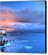The Lighthouse Canvas Print by JC Findley