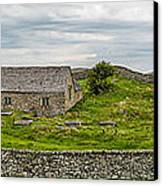 The Mens Chapel Canvas Print by Adrian Evans