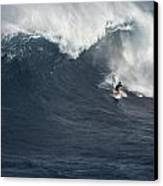 The Mouth Of Jaws Canvas Print by Brad Scott