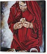The New Covenant Canvas Print by Ilse Kleyn