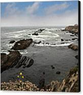 The Ocean's Call Canvas Print by Laurie Search