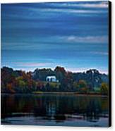 The Old Ferry House Canvas Print by Steven Llorca