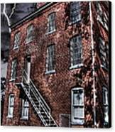 The Old Jail Canvas Print by Dan Stone