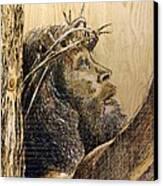 The Sacrifice Canvas Print by Richard Jules