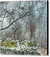The Sacrificial Altar Of Prometheus Canvas Print by William Fields