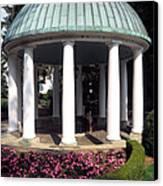 The Spring House Canvas Print by Thomas R Fletcher