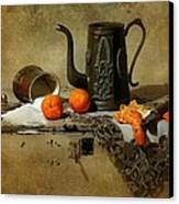 The Sugar Bowl Canvas Print by Diana Angstadt