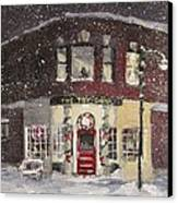 The Toy Shop Canvas Print by Jack Skinner