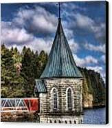 The Valve Tower Canvas Print by Steve Purnell