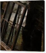 The Window Shop Canvas Print by Ron Jones