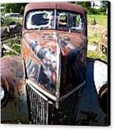 This Old Truck Canvas Print by Gary Perron