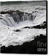 Thors Well Oregon Canvas Print by Bob Christopher
