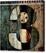 Three Along The Way Canvas Print by Carol Leigh