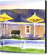 Three Amigos IIib Canvas Print by Kip DeVore