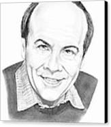 Tim Conway Canvas Print by Murphy Elliott